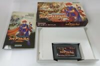 Fire Emblem Fuuin no Tsurugi Game Boy Advance Nintendo GBA Japan Import Game F/S