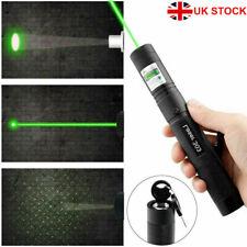 10miles Laser Pen Pointer Green Light 303 Lazer Hiking Flashlights Torches UK