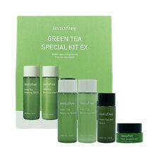 [INNISFREE_SP] Green Tea Special Kit EX 1Pack (4items) / Korea Cosmetic