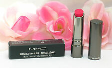 New MAC Huggable Lip Colour Lipstick Tube Feeling Amorous Full Size .11 oz/3.2 g