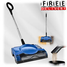 Cordless Sweeper Floor Carpet Swivel Rechargeable Vacuum Cleaner Household Home