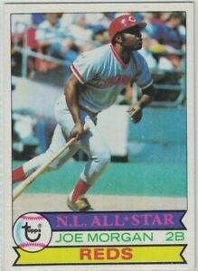 1979 Topps Baseball Cards (1-242) Pick The Cards to Complete Your Set
