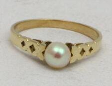 Gioielli di lusso naturale perla di fidanzamento