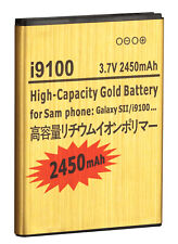 2450mAh Extended Battery For Samsung Galaxy S2 II i9100(not for Sprint&T-mobile)
