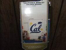 Cal Golden Bears logo Fathead life size 4 ft by 3'2 California Berkley in box
