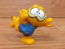 Genuine United Feet. Vintage (1978, 1981) Small Garfield Kids PVC Toy **READ**