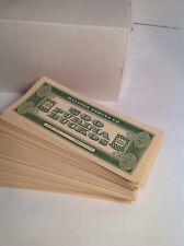 Advertising Fake Play Money Ralston Patina Over 200 Bills $500