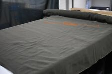 Genuine Recaro BMW Brown Checker Pattern Fabric Cloth (1m)