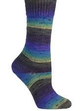 Berroco ::Berroco Sox #1405:: sock yarn Blues-Aqua-Olive