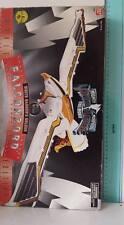 POWER RANGERS FALCONZORD WHITE RANGERS DELUXE  ROBOT VINTAGE TOYS