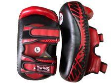 Kpl-12 Twins Special Curved Kick Pads KPL-12 Kick Boxing MMA Muay Thai Size M