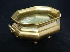 Antique 19th / Early 20th Century Brass Jardinière / Planter