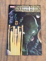 Annihilation Saga #1 Key HTF High Grade [Marvel Comics, 2007]