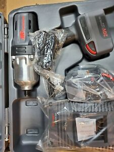 "New Ingersoll Rand 1/2"" 20V Cordless Impact 2 Battery  Kit Charger Hard Case"