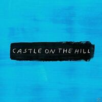 ED SHEERAN - CASTLE ON THE HILL (2-TRACK)   CD SINGLE NEW