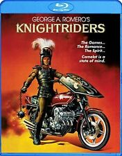 KNIGHTRIDERS  (Ed Harris)  - Region A  - BLU RAY - Sealed