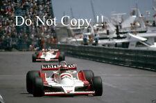 John Watson McLaren M28 Monaco Grand Prix 1979 Photograph 2