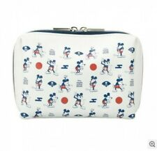 Disney x MODERN JAPAN DESIGN by LOFT Square Pouch Mickey Mouse Iki Limited Ver.