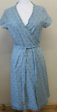 Boden Cotton V-Neck Spotted Dresses for Women