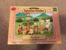 Sylvanian Families Baby Nursery Food Court BNIB