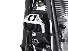 Harley NEW OEM  Original Dyna FXR Chrome Voltage Regulator Cover PN 74667-06