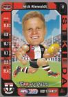2015 AFL Teamcoach Footy Pals Card - Nick Riewoldt, St. Kilda