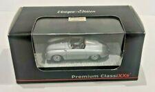 1:43 - Premium ClassiXXs Porsche 356 Speedster America Silber  in OVP