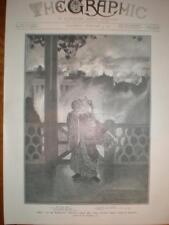 Jouer Imprimé Nero His Majesty's Theatre London 1906 Arbre
