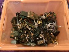 Vintage toy soldiers job lot Massive Mixed Bundle In Amazing Condition.