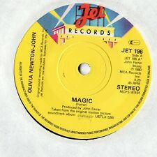 "Olivia Newton John - Magic 7"" Single 1980"
