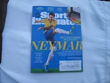 Brazil's Neymar da Silva Santos Jr. Featured Cover Sports Illustrated 08-07-17