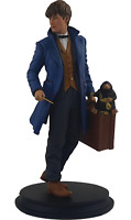 Fantastic Beasts Newt With Niffler Resin Statue Limited Individually Numbered