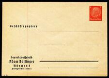 664499) DR Privat GSU Sauerkrautfabrik Adam Ballinger