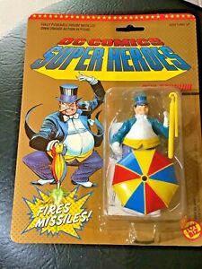 DC Comics Super Heroes 1989 ToyBiz THE PENGUIN Action Figure Sealed