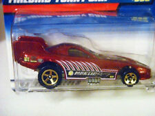 1999 HOT WHEELS - FIREBIRD FUNNY CAR - 1/64
