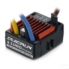 Hobbywing 30120201 - Quicrun 1060 Waterproof Brushed Sbec Esc 60a