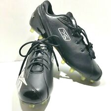 3954176cdac955 Reebok NFL Equipment RB 504 KTS 20-137982 Black Mens Football Cleats Size 12