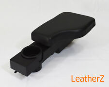 BMW Z3 M Roadster Coupe Leather Armrest Cupholder Cup holder! Black Leather! 2C
