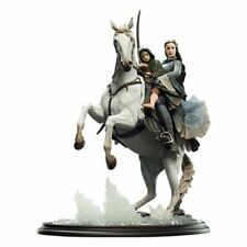 Lord of The Rings ARWEN AND FRODO ON ASFALOTH Limited Edition of 750 Weta Statue