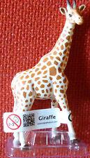ZOO ANIMAL REPLICAS Giraffe Small Replica - Size approx 4 cm long by 9.5 cm high
