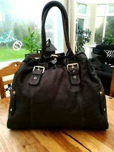 Extra large Ted Baker leather bag