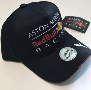 Aston Martin RedBulll Racing Baseball Hat - Fits S to XL