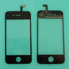 New Black Touch Screen Digitizer Glass LCD Lens Panel For iPhone 4 4G