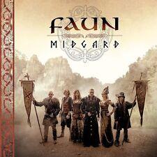 FAUN - MIDGARD (LIMITED DELUXE EDITION )   CD NEU