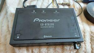 centralina bluetooth marca pioneer modello cd-btb 200 x chiamate e musica