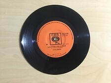 "Vinyl 7"" Single - Loves me like a Rock/American Tune by Paul Simon.  CBS Aust"