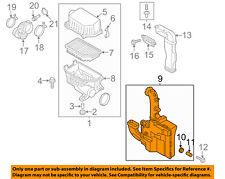 HYUNDAI OEM 12-16 Veloster Air Cleaner Intake-Resonator Assy 281902V100