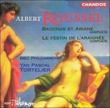 Albert Roussel: Bacchus et Ariane, Op. 43 (Complete) / Le festin de l'araignée (