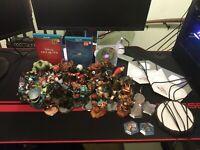 Disney Infinity and Skylanders Lot. Games, Figures, and portals.