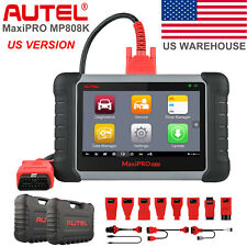 Autel MP808K OBD2 All System Auto Diagnostic Tool Bi-Directional Scanner IMMO